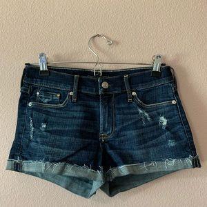 Abercrombie Jean Shorts Size: 24